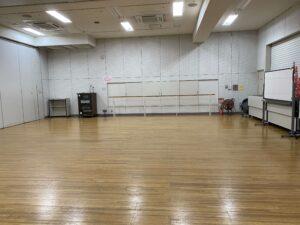 ママさん吹奏楽シエスタの練習場【3F:多目的ホール】