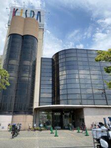 ママさん吹奏楽シエスタの練習場所は岸和田市民センターの外観の画像
